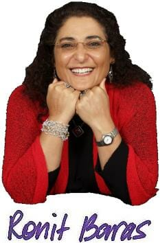 Ronit Baras - Life coach, author and speaker