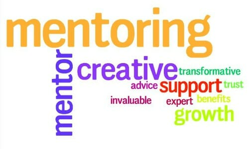 Life coach mentoring is creative, transformative and invaluable