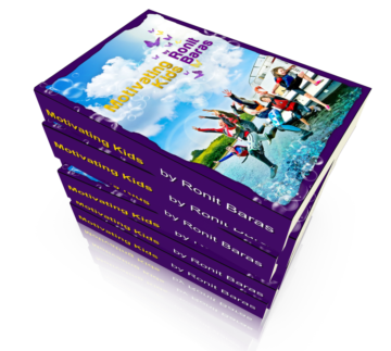 Motivating Kids - parenting book by Ronit Baras