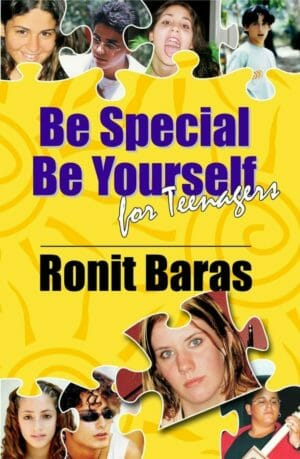 Be Special, Be Yourself for Teeangers Front Cover
